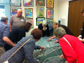 Wheeling residents planning for better walking, biking, and transit