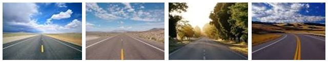 "Typical Google results for ""ROAD"": Minimal interuption; takes you from place to place"
