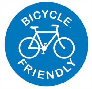 Bike Friendly Decal