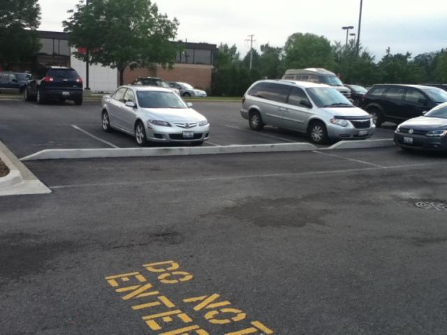 Wide Parking