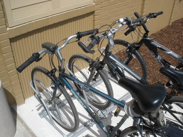 3 Bikes again