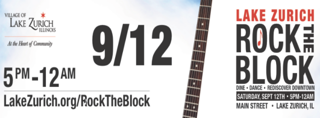 Logo Rock The Block