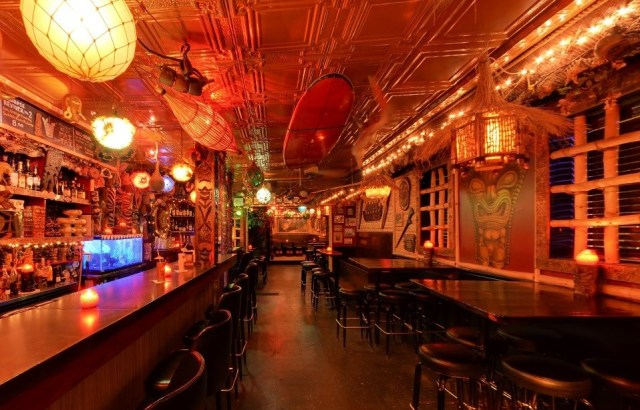 The Foundation Tiki Bar in Milwaukee WI